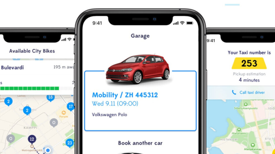 App heading to the U.S. aims to replace car ownership