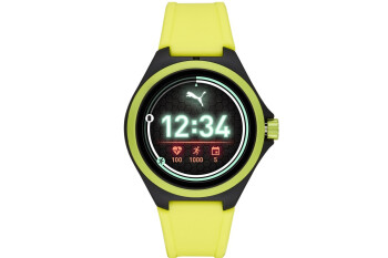 Puma goes after Nike and Adidas with a self-branded smartwatch powered by Wear OS