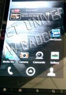 Clearer images of the Motorola DROID X appear