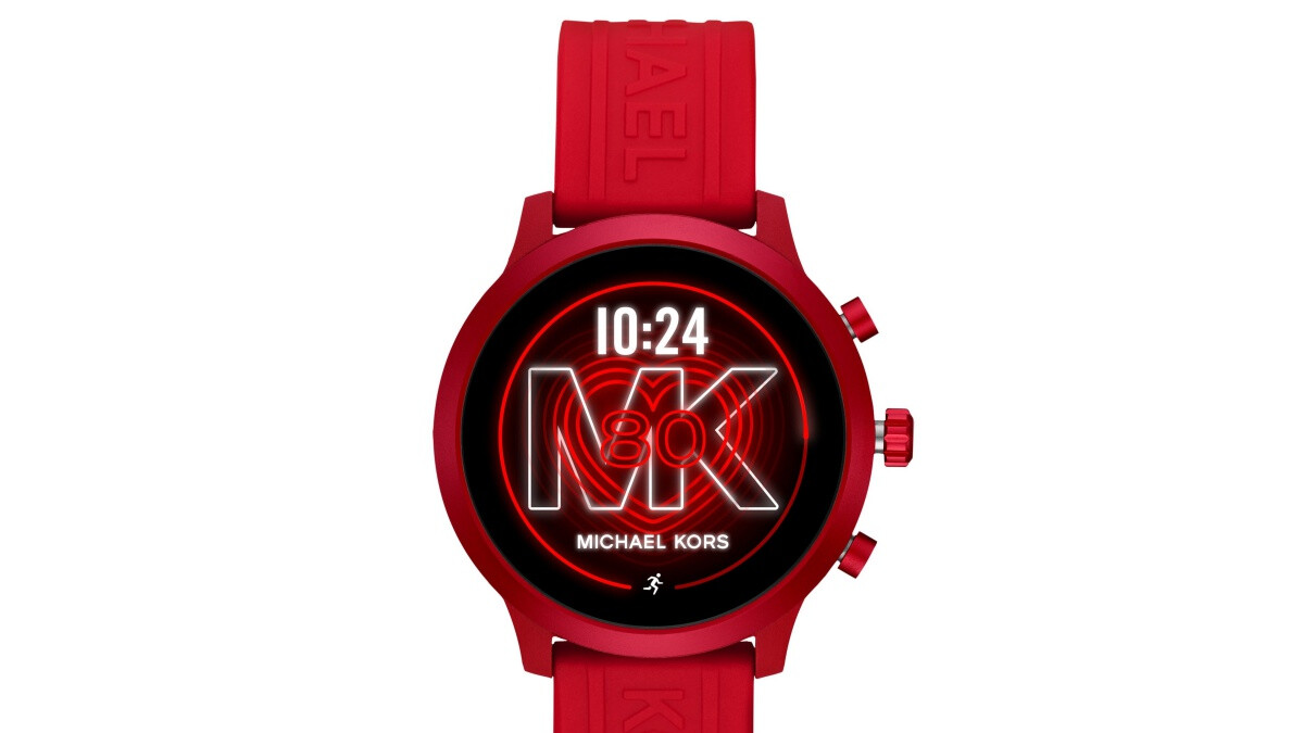 New Michael Kors Access collection includes one sporty smartwatch and two high-fashion designs