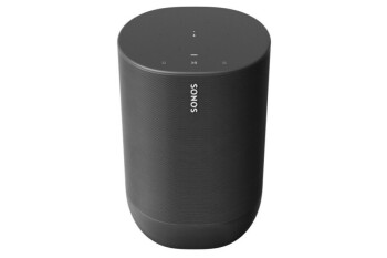 Portable Sonos Move smart speaker goes official with premium sound and two voice assistants