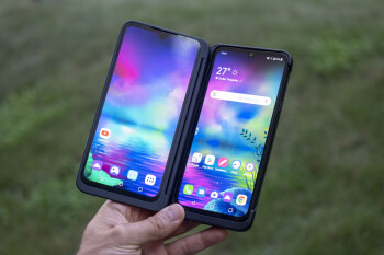 LG G8X ThinQ with Dual Screen: a different foldable phone (hands-on)