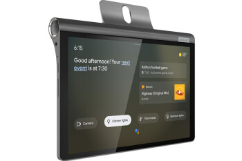 Lenovo unveils two new Smart Tabs with Google Assistant and a 7-inch Smart Display
