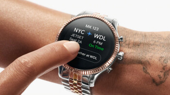 Michael Kors Access, Armani Smartwatch 3, Diesel On Axial and Puma watch hands-on