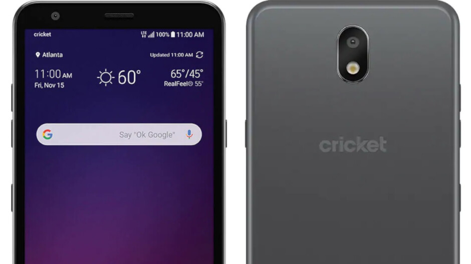 Cricket's new entry-level phone has a 3.5mm jack unlike ...