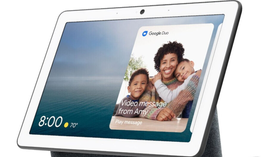 Google's Nest Hub Max finally goes on sale in the United States