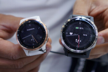 Garmin Vivoactive 4 and 4s: stainless steel bezel and added functionality (hands-on)
