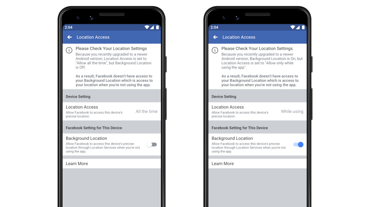 Facebook details Android 10 and iOS 13 privacy changes and you might not like it