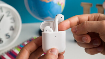Apple's AirPods are by far the world's most popular 'hearables', followed by Samsung's Galaxy Buds