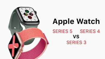 Apple Watch Series 5 vs Series 4 and Series 3: Which one should you get?