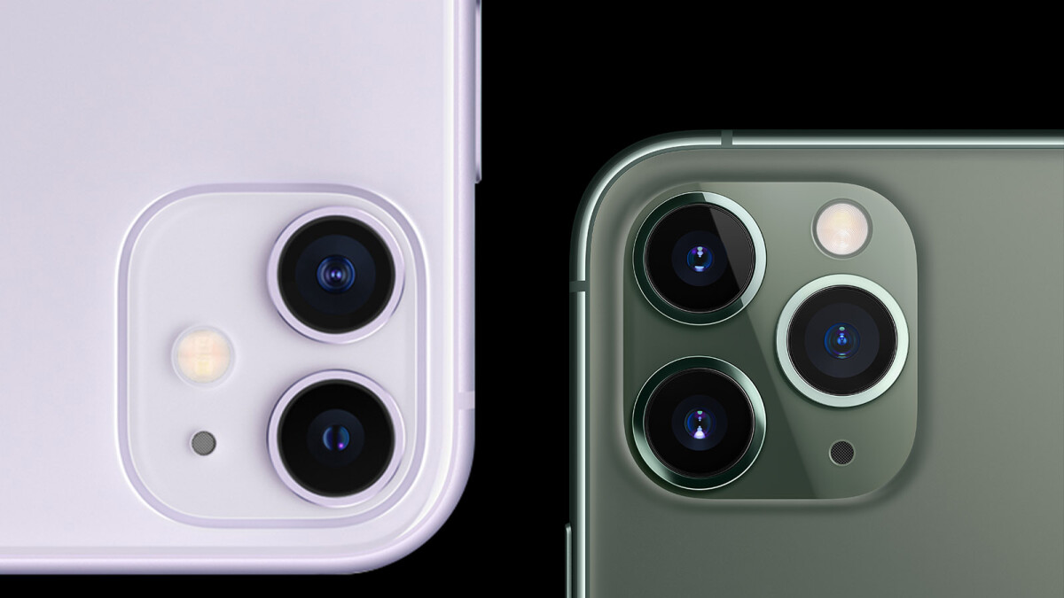 Apple's iPhone 11 camera interface mimics Instagram