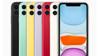 The iPhone 11 and iPhone 11 Pro come in many colors - pick your favorites here
