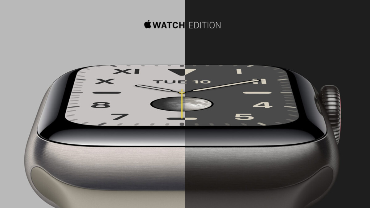 Titanium: a closer look at the new Apple Watch Series 5 material