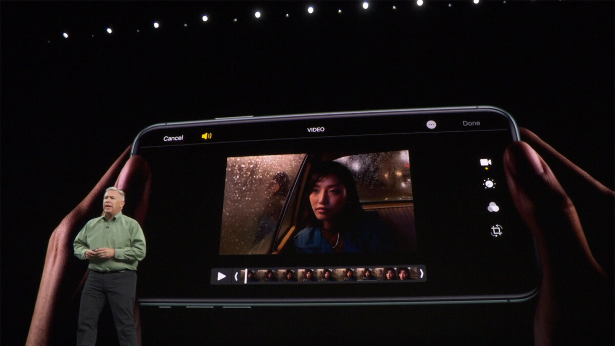 iPhone 11 shoots 4K video at 120 fps for ground-breaking