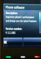 Update rolling out for T-Mobile's Nokia Nuron 5230?