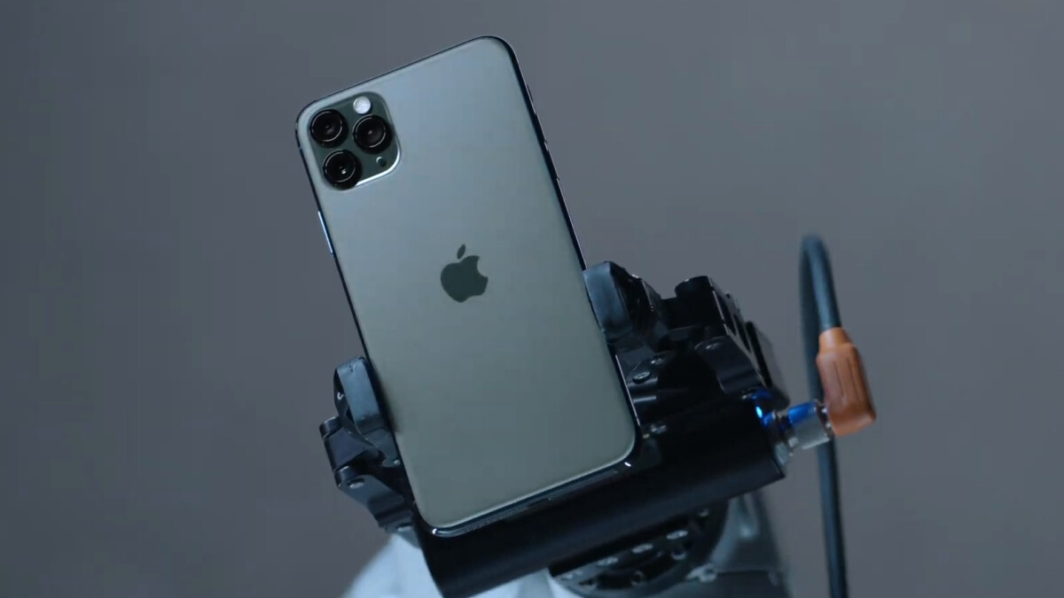 Why is the iPhone 11 Pro called iPhone 11 Pro?