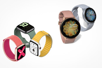 Apple Watch Series 5 vs Galaxy Watch Active 2: Which one is for you?