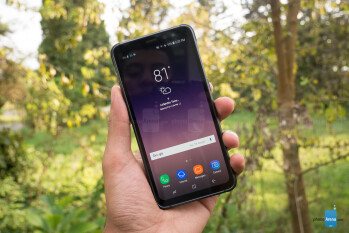 T-Mobile starts rolling out Samsung Galaxy S8 Active Android 9.0 Pie update
