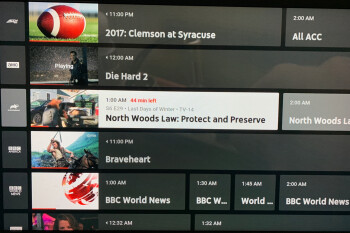 YouTube TV update adds new UI for the guide and autoplay feature