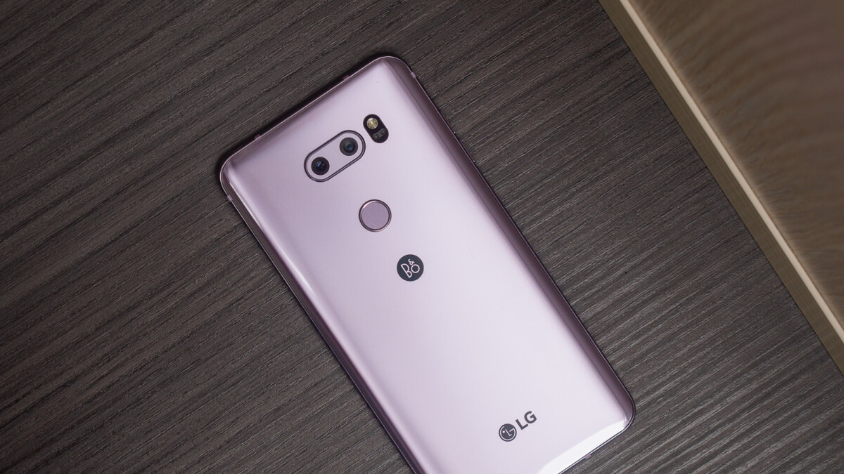 LG V30 starts receiving Android 9 0 Pie update at Verizon