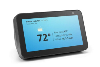 Amazon's small and sweet Echo Show 5 gets a rare $25 discount