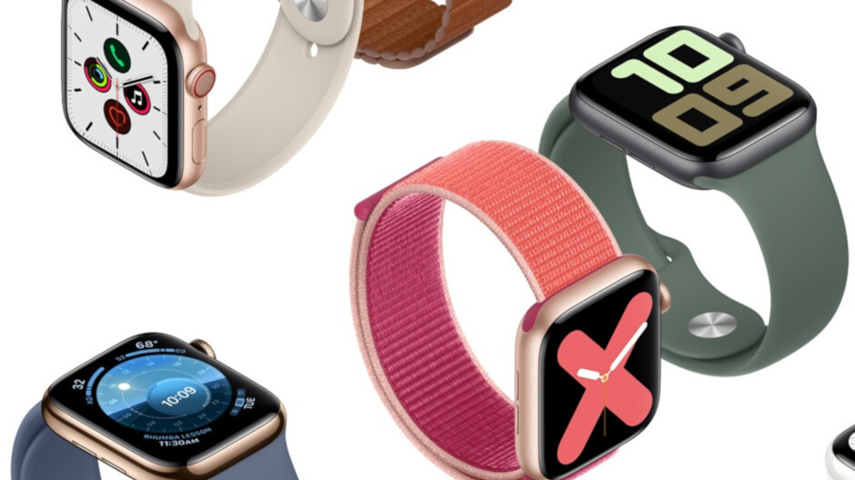 Take $50 off select Apple Watch Series 5 GPS+ Cellular models at Amazon
