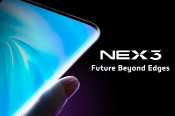 Vivo NEX 3 5G unveiled with huge waterfall screen, Snapdragon 855+ and virtual buttons