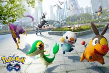 Pokemon GO major update brings lots of new Pokemon from Gen 5