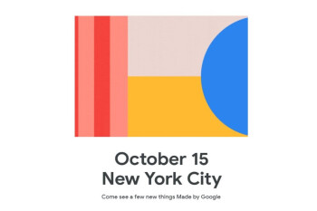 Google will announce the Pixel 4 on October 15 in NYC
