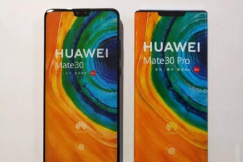 The Huawei Mate 30 Pro will record slow-motion video at an absurd 7,680fps
