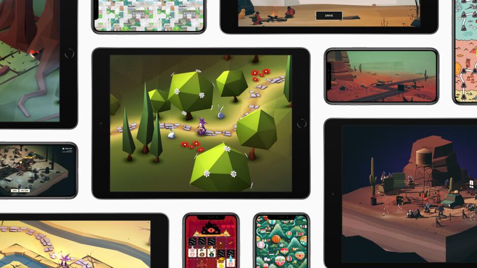 Apple Arcade game catalog review