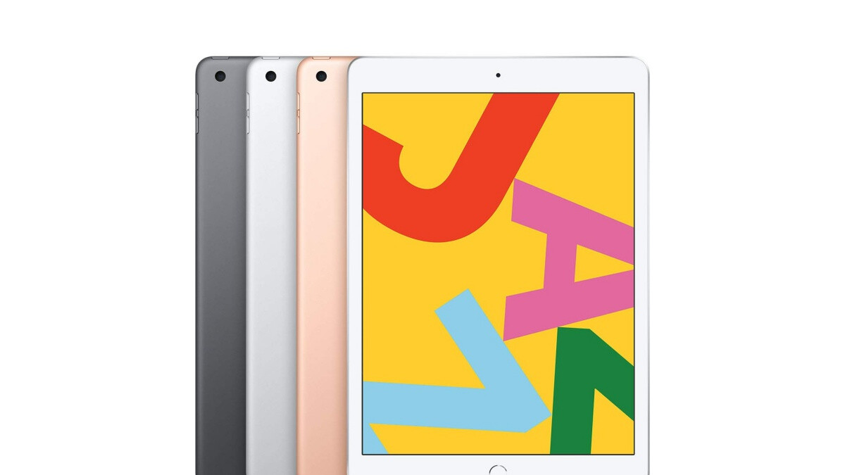 Apple's hot new 10.2-inch iPad is already on sale at a small but notable discount