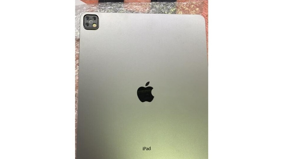 Leaked image adds fuel to the iPad Pro (2019) triple camera gossip fire