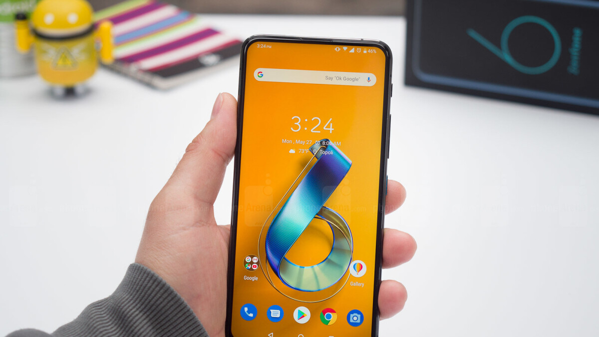 Asus ZenFone 6 launches in the US in a special edition with tweaked design and maxed-out specs