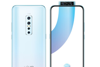 Vivo brings the first dual pop-up camera phone