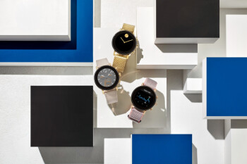 Movado's newest collection of smartwatches blends power and customization at a steep price