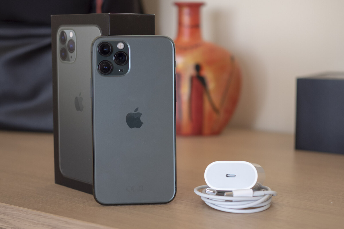 iPhone 11 Pro and Pro Max fast charging tested: it makes a