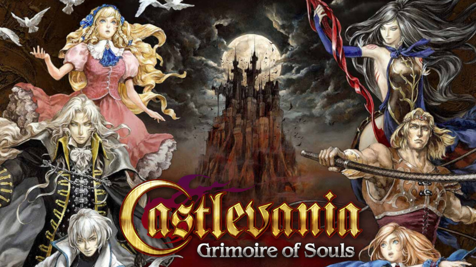 Castlevania: Grimoire of Souls gets a soft launch on Android and iOS