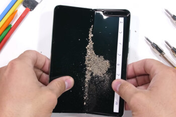 New Galaxy Fold durability test exposes glaring flaws Samsung has yet to iron out (video)