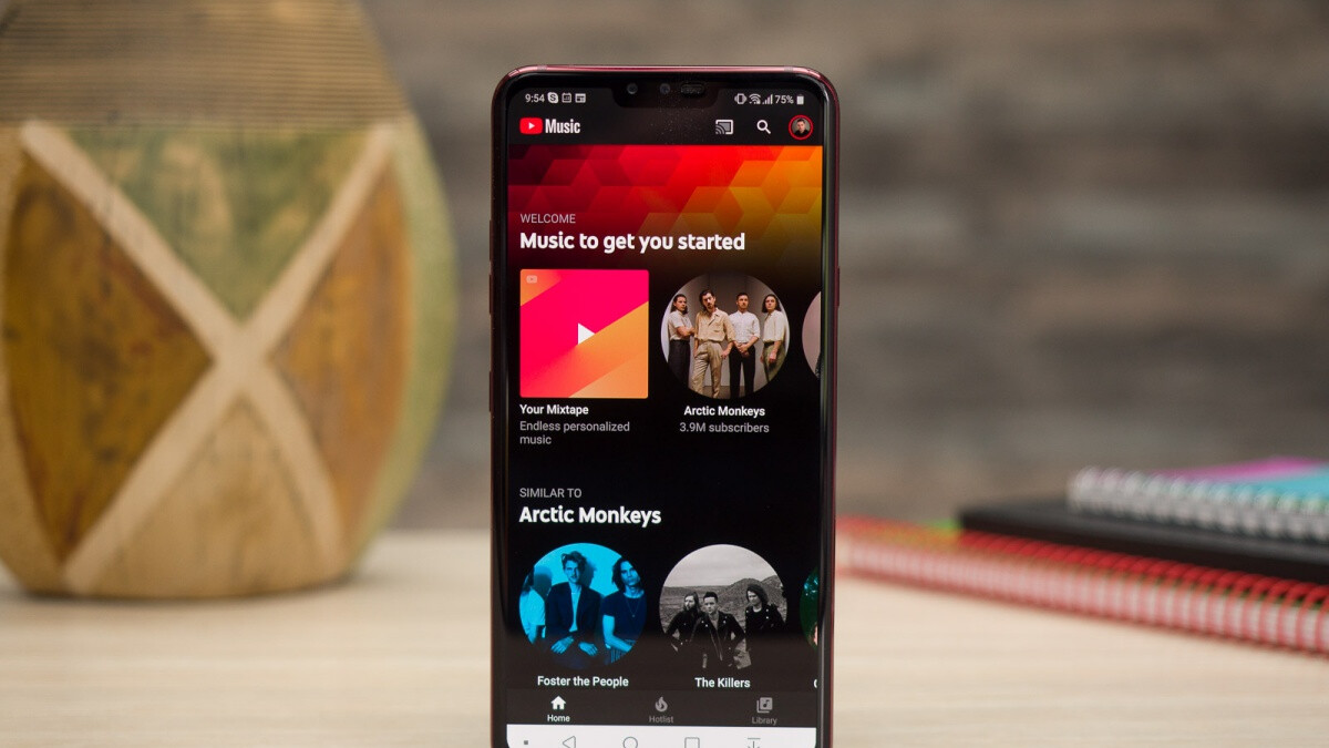 YouTube Music adds yet another useful feature designed to challenge Spotify