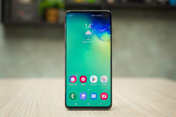You can get the Galaxy S10 for free from Best Buy right now with monthly installments