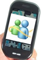 Instant messaging client coming to the Microsoft KIN handsets?