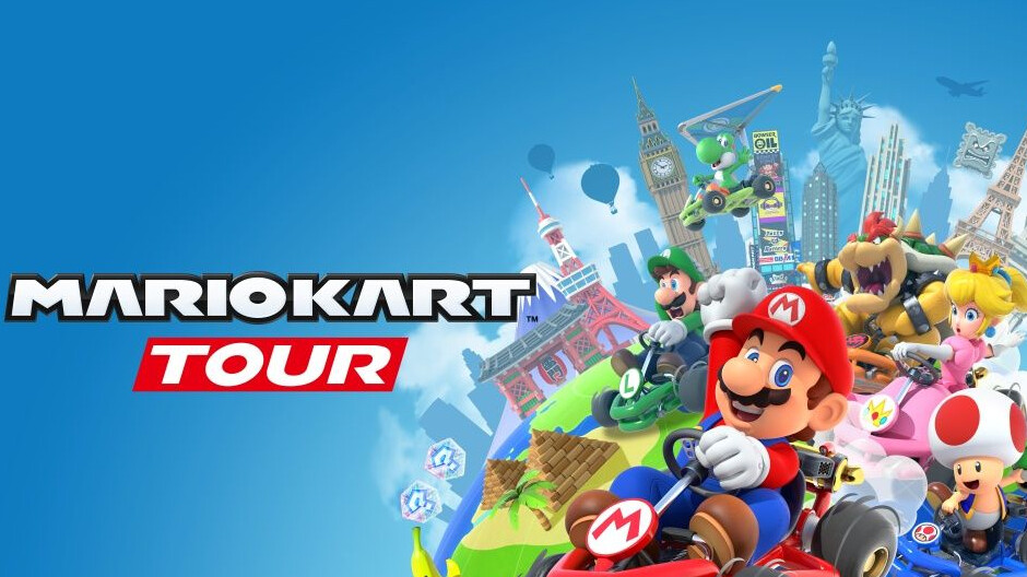 Mario Kart Tour now available on Android and iOS devices