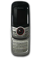 Pantech PG-1610 – a GSM phone in slider design