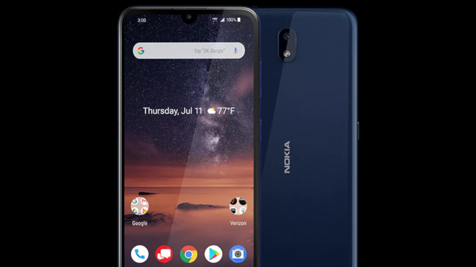 Deal: Verizon prepaid Nokia 3 V on sale at Best Buy for just $110 ($60 off)