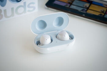 AT&T has the wireless Samsung Galaxy Buds on sale at a 25 percent discount
