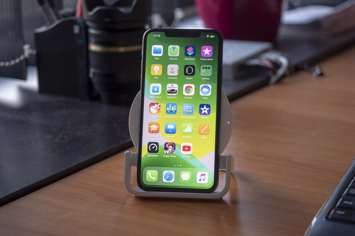 Iphone 11 Pro Max Wireless Charging Tested Don T Use It If You Want Speed Phonearena