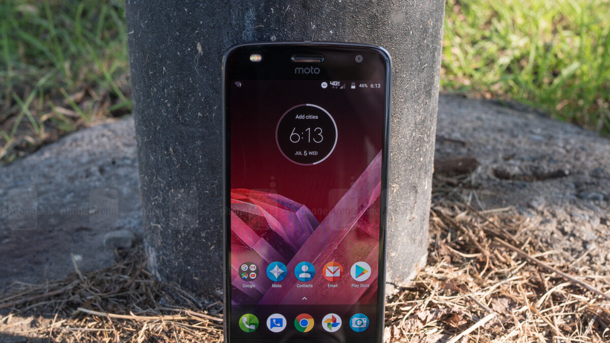 Motorola Moto Z2 Play receiving Android 9.0 Pie update