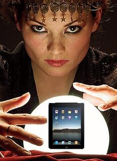 Is the Apple iPad in Verizon's future?