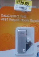Walmart is now selling AT&T's prepaid DataConnect Pass & USB Modem